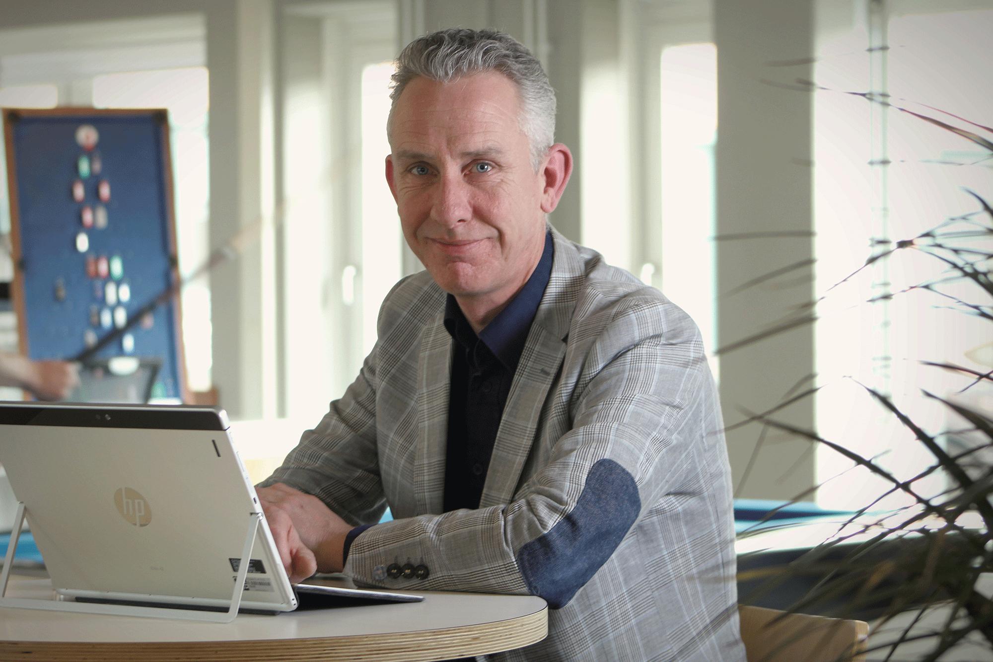 Christian Langendam - CCS Connects