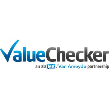 Valuechecker logo